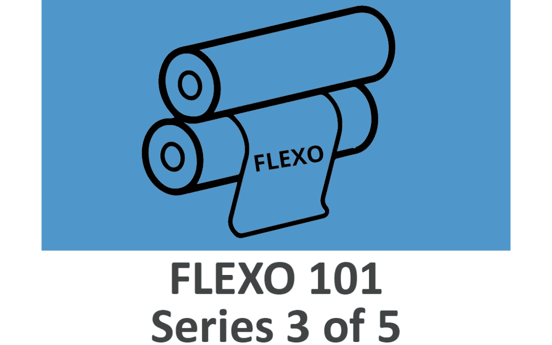 FLEXO 101 – Diverse, Yet Compatible: Containment Blades, Doctor Blades & Back Doctoring (Series 3 of 5)