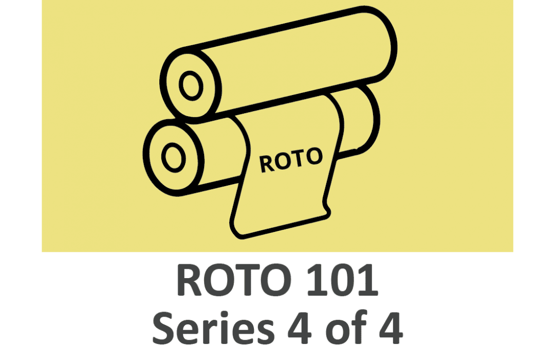 ROTO 101 – Ink & Ink Filtration (Series 4 of 4)